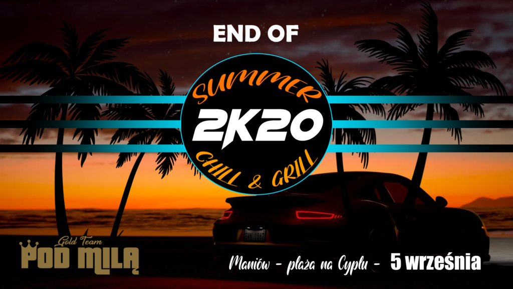 end of summer 2k20